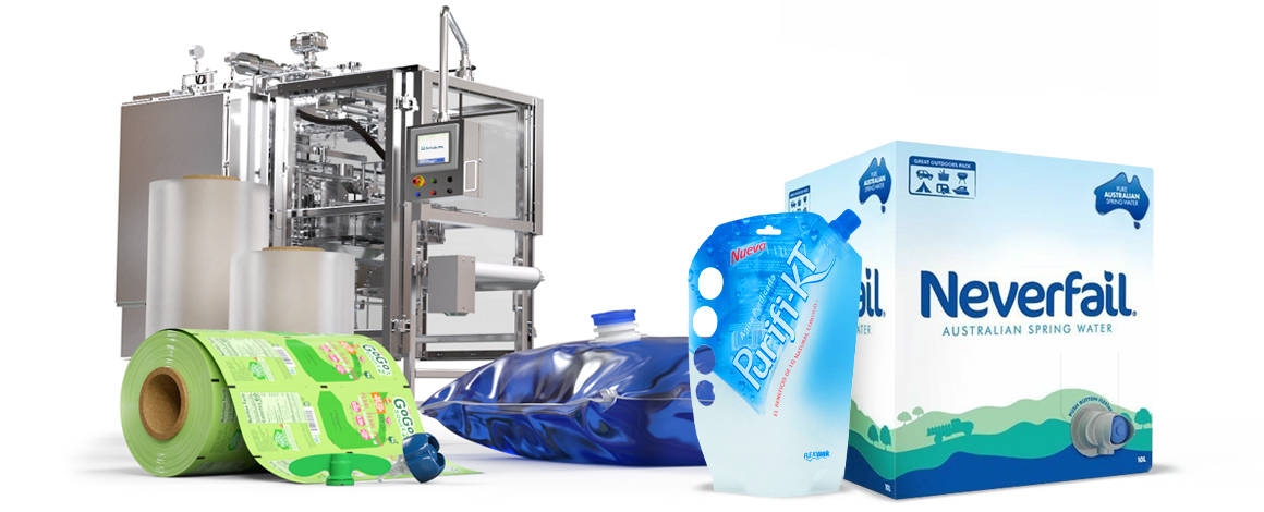 Scholle IPN Announces Launch of First APR-Recognized, 100% Recyclable Bag-In-Box Package for Water