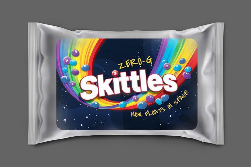 Mars Wrigley set for 'intergalactic' Zero-G Skittles launch