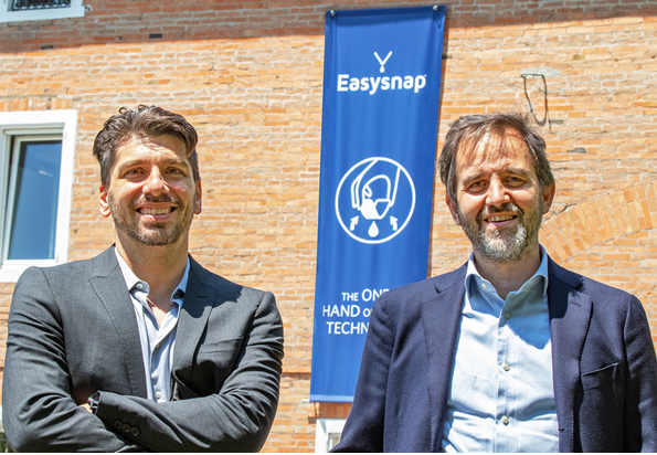 GUALAPACK, ITALIAN COMPANY AND GLOBAL LEADER IN FLEXIBLE PACKAGING, ANNOUNCES IT HAS ACQUIRED A MAJORITY STAKE IN EASYSNAP TECHNOLOGY