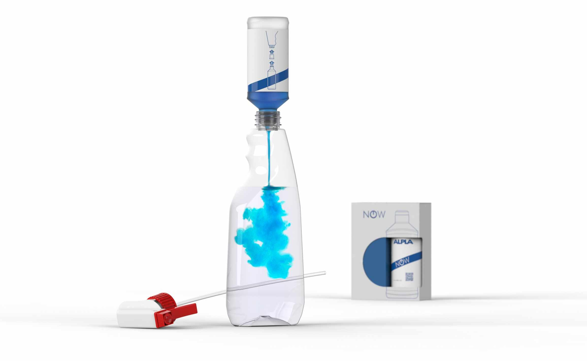 ALPLA PRESENTS INNOVATIVE REFILL PACKAGING