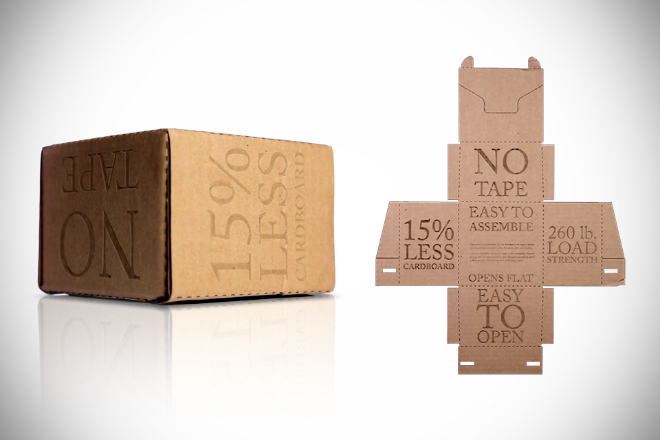 Connu Innovative Carton design| Packaging News| PackagingConnections.com TK72