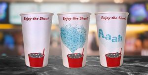 Paper cup printers can now add thermochromic/photochromic effects