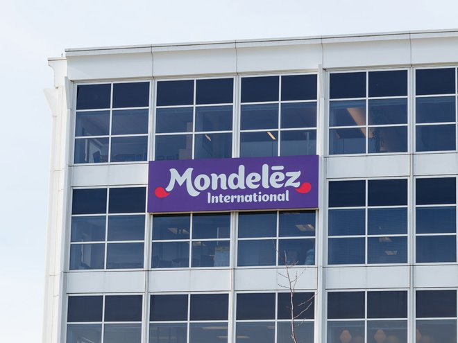 Mondelēz International commits to further reduction in use of virgin plastic