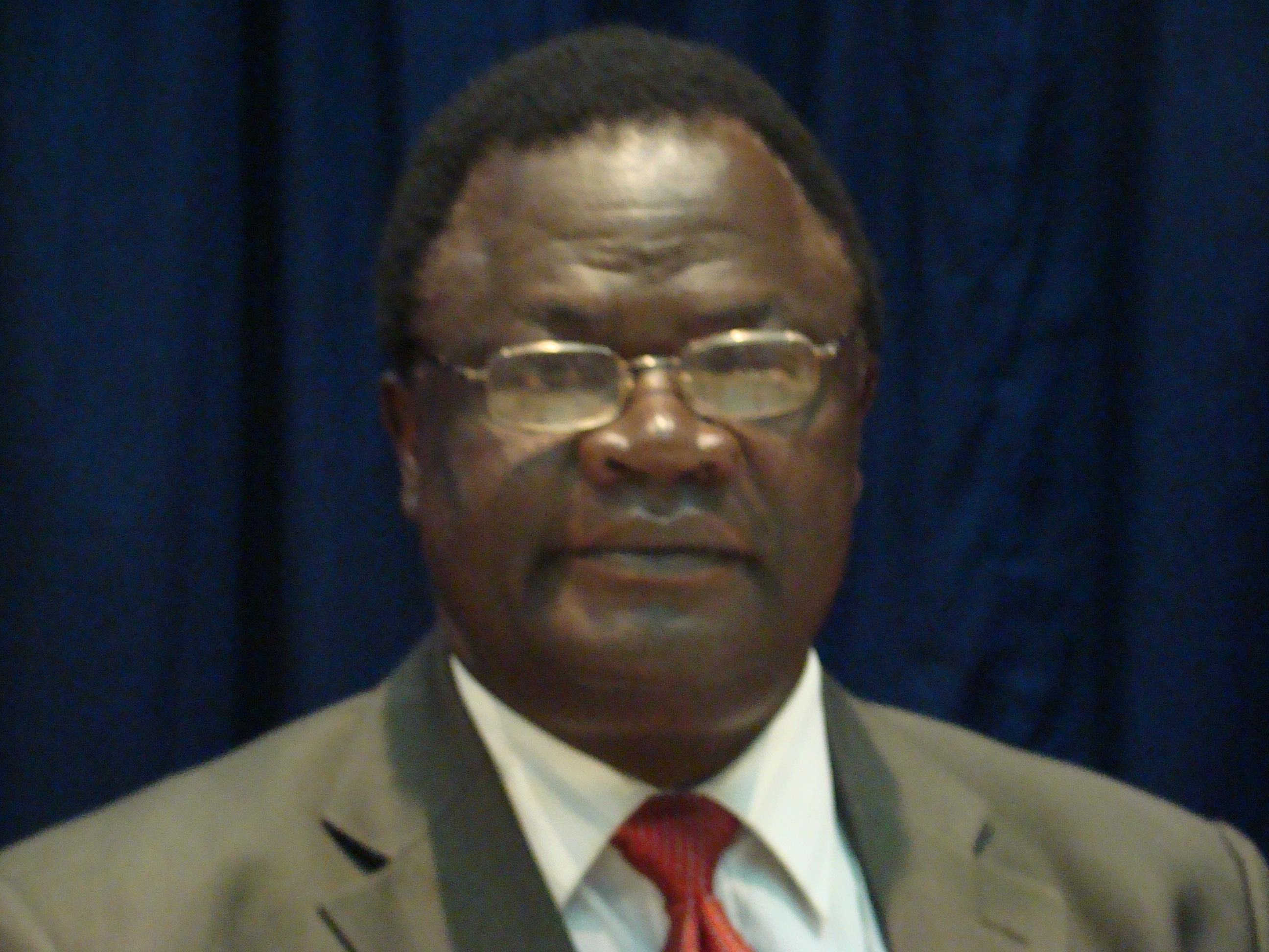 Mr Joseph Nyongesa