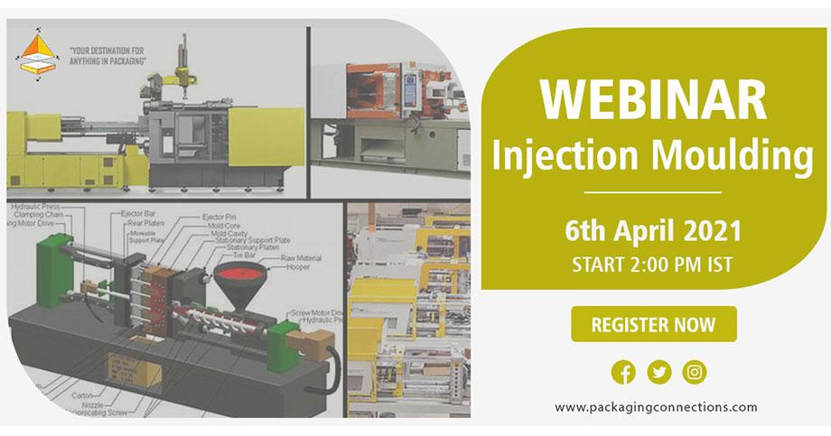 Webinar on Injection Moulding