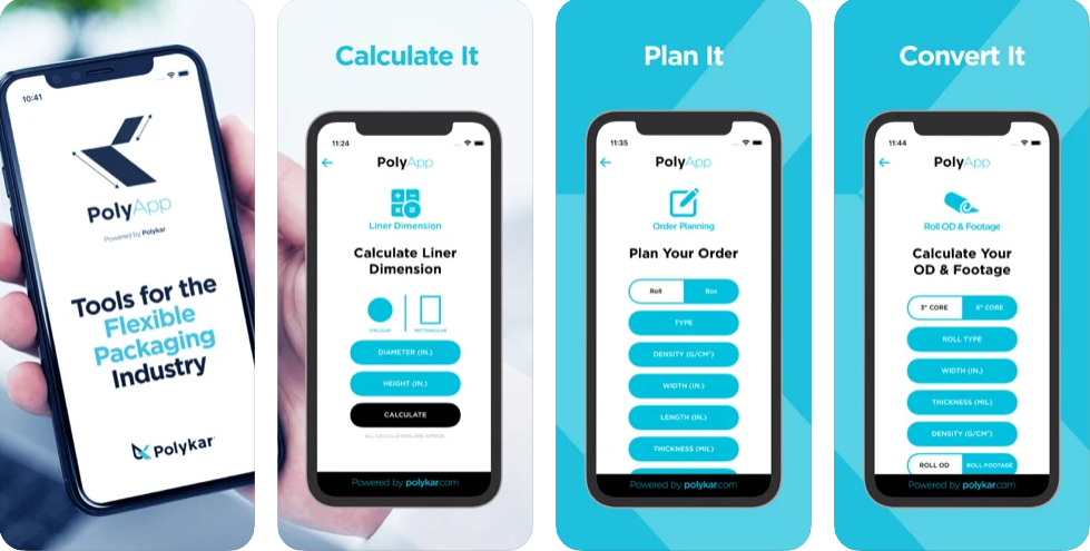 Polykar gets mobile with ordering app