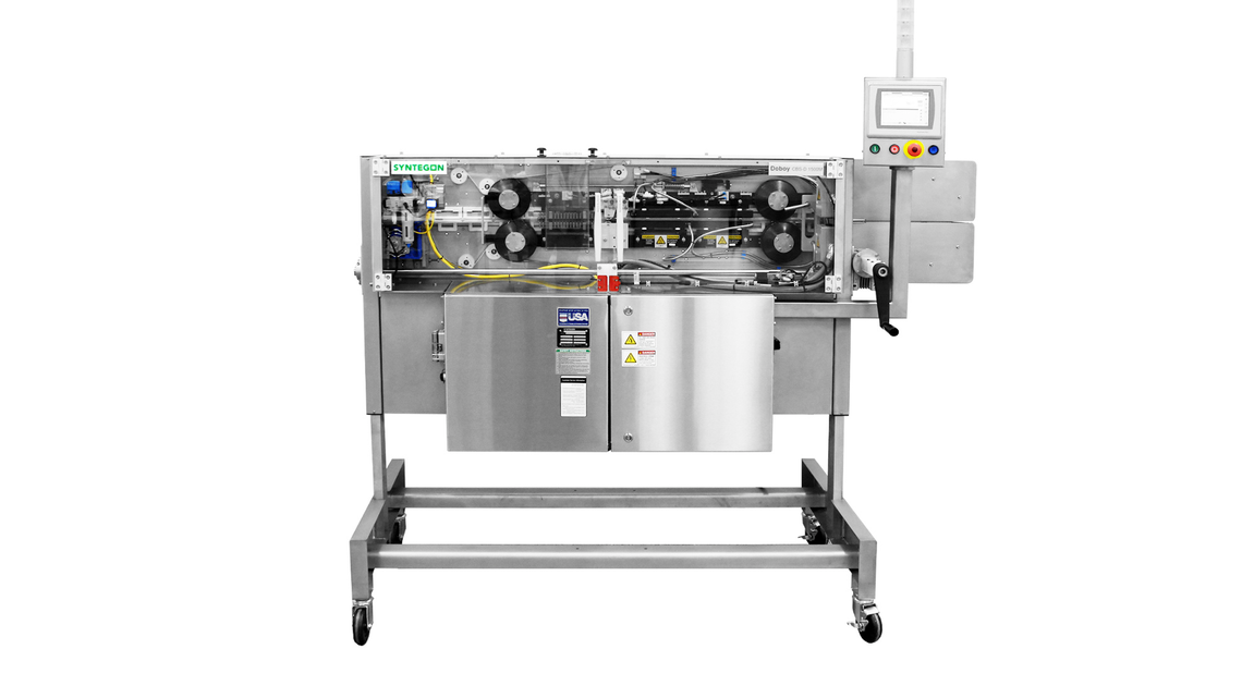 Syntegon Packaging Technology: CBS-D Band Sealers