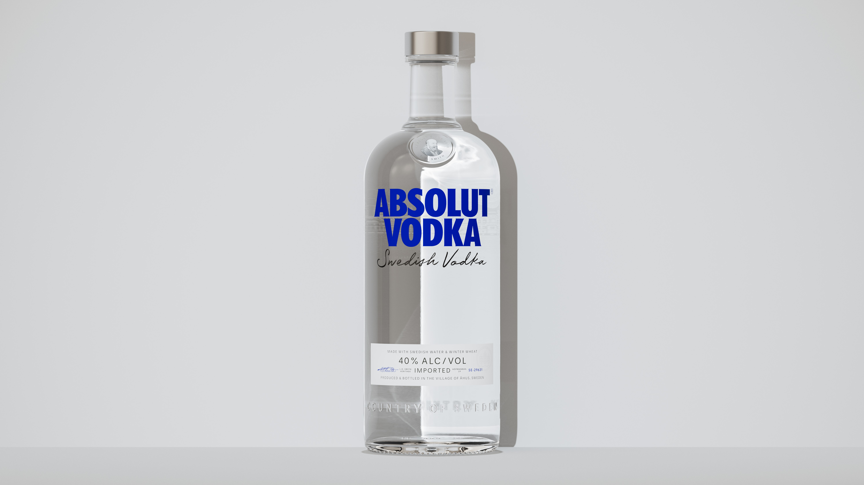 Absolut Vodka bottle design refresh pays homage to Swedish heritage